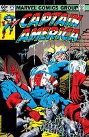 Captain America Vol 1 272