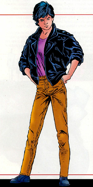 Chance (Fallen Angels) (Earth-616)
