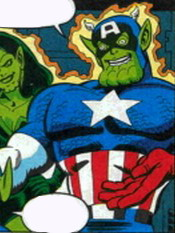 Chaplain America (Skrull) (Earth-9047)