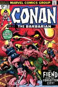 Conan the Barbarian Vol 1 40