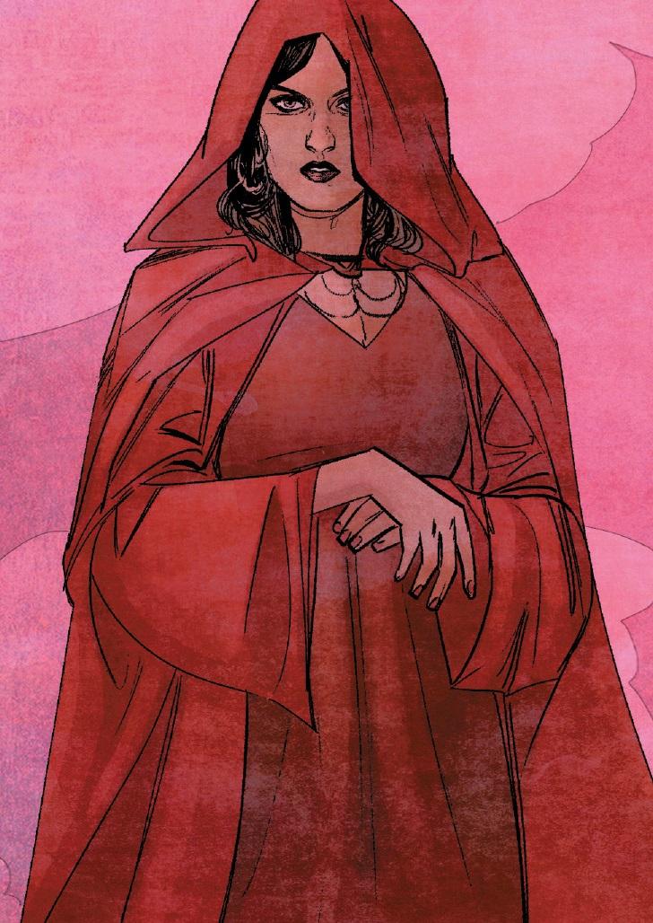 Cynthia von Doom (Mephisto's Simulacrum) (Earth-616)