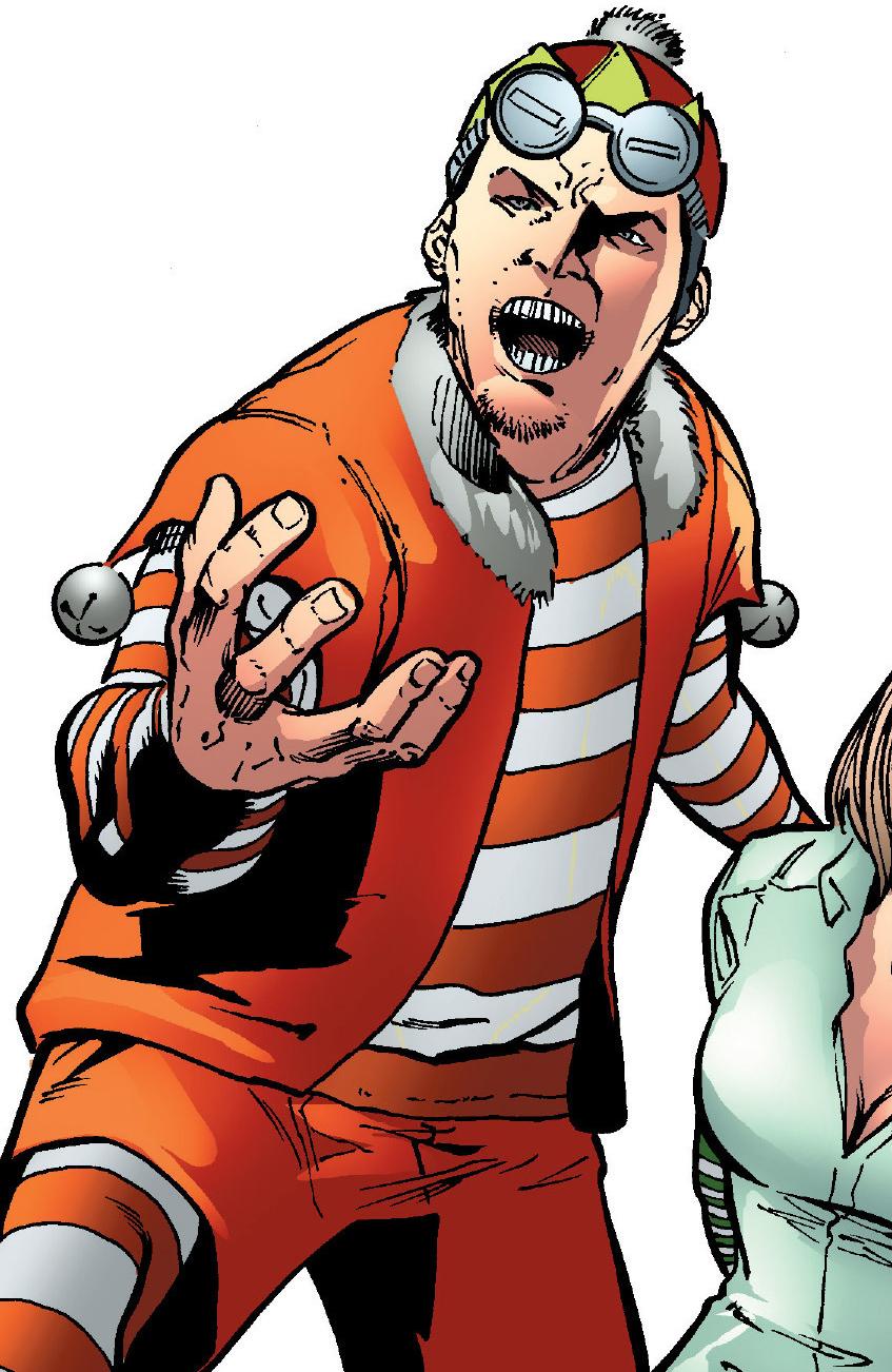 Doctor Tannenbaum (Earth-616)
