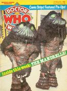Doctor Who Weekly Vol 1 18