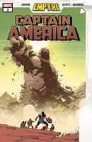 Empyre Captain America Vol 1 3