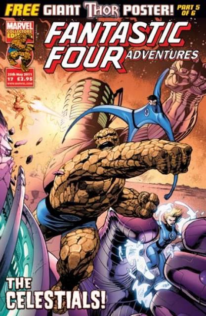 Fantastic Four Adventures Vol 2 17