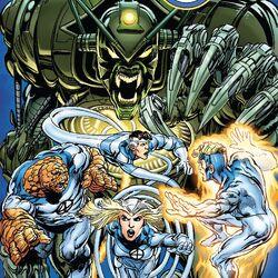 Fantastic Four: Antithesis Vol 1 3