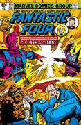 Fantastic Four Vol 1 212