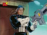 Frank Castle (Earth-92131) robotic duplicate from X-Men The Animated Series Season 2 11 0001.jpg
