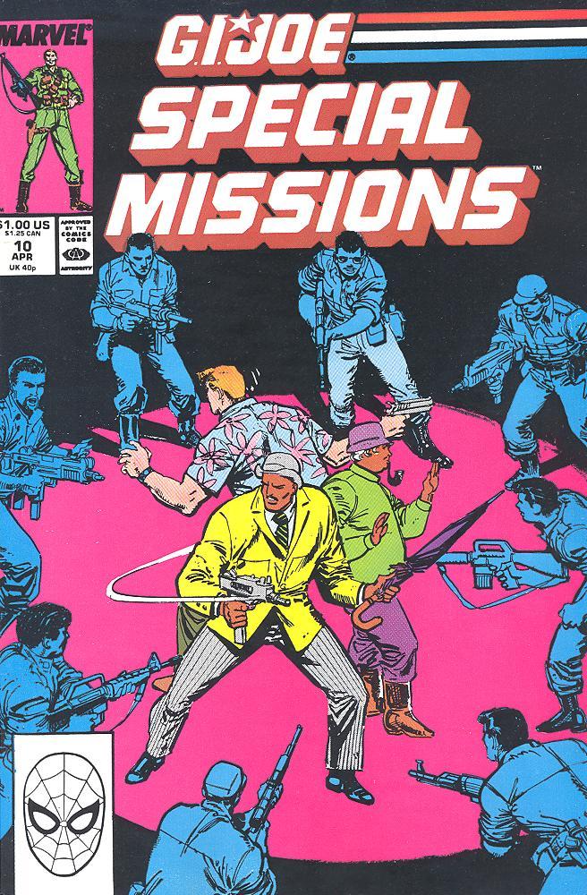 G.I. Joe: Special Missions Vol 1 10