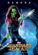 Guardians of the Galaxy (film) poster 007
