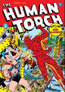 Human Torch Vol 1 8