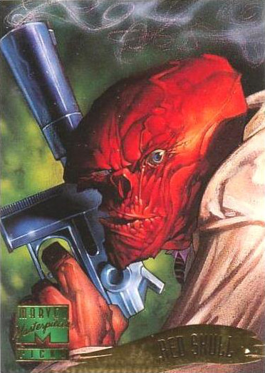 Johann Shmidt (Earth-616) from Marvel Masterpieces Trading Cards 1995 Set 0001.jpg