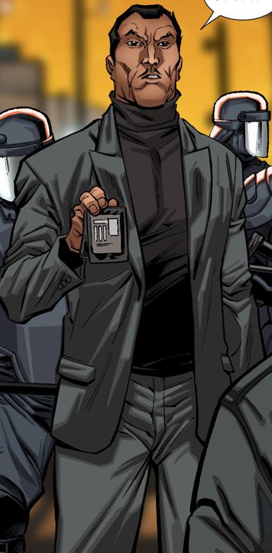 Kojima Haruki (Earth-616)