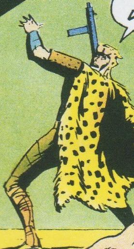 Leopard (Earth-5555)