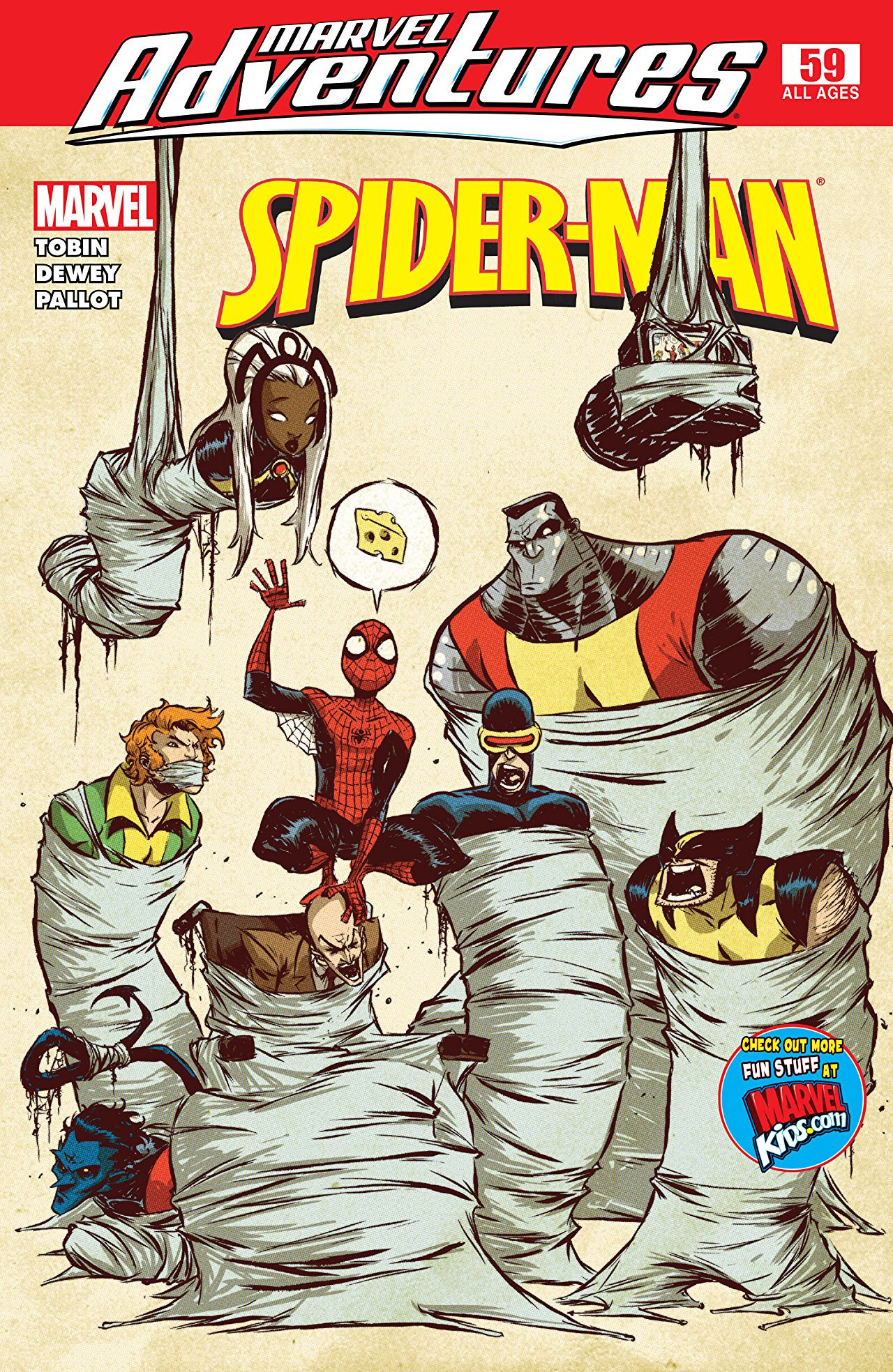 Marvel Adventures: Spider-Man Vol 1 59