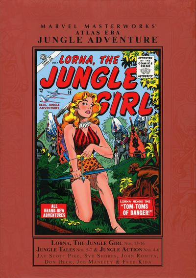 Marvel Masterworks: Atlas Era Jungle Action Vol 1 3