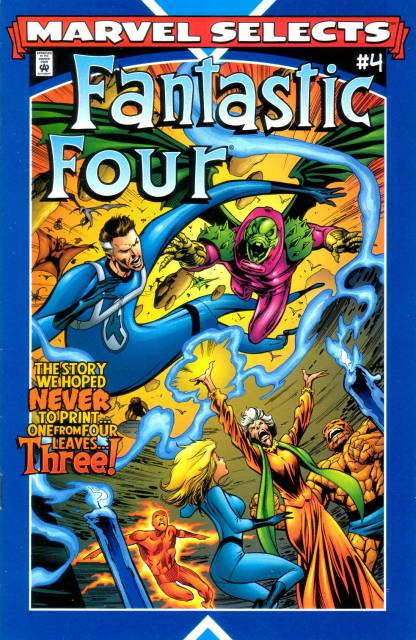 Marvel Selects: Fantastic Four Vol 1 4
