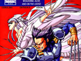 New Mangaverse: The Rings of Fate Vol 1 2