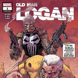 Old Man Logan Annual Vol 1 1