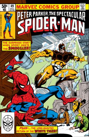 Peter Parker, The Spectacular Spider-Man Vol 1 49.jpg