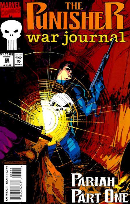 Punisher War Journal Vol 1 65