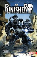 Punisher War Machine Vol 1 1