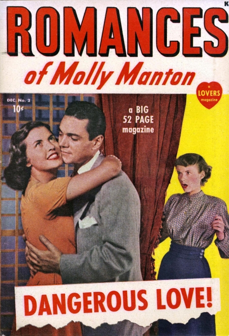 Romances of Molly Manton Vol 1 2