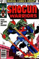 Shogun Warriors Vol 1 10