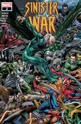 Sinister War Vol 1 2