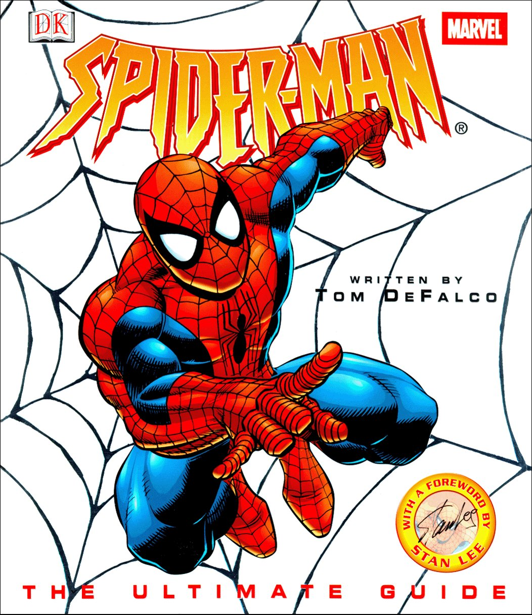 Spider-Man The Ultimate Guide Vol 1