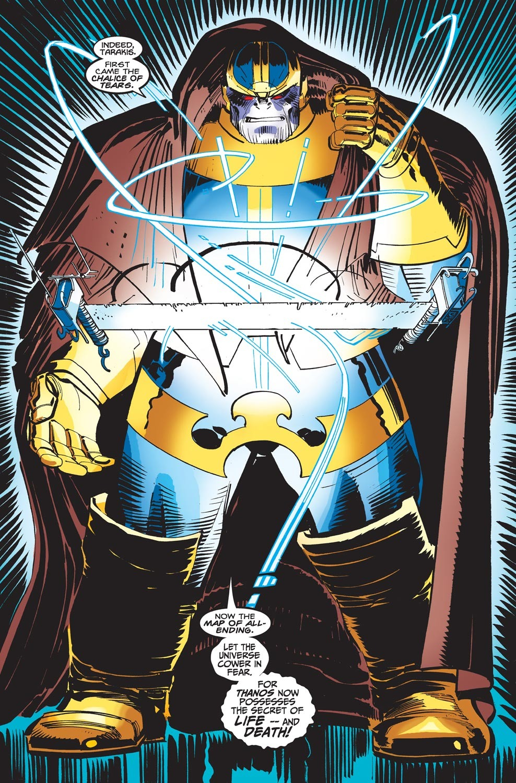 Thanos (Higher-Powered Thanosi) (Earth-616)