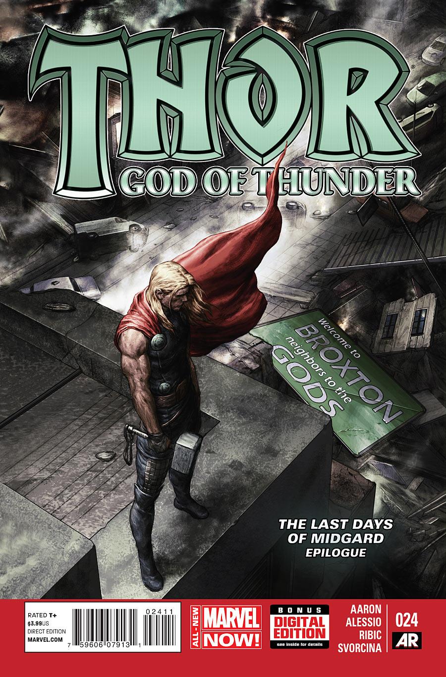 Thor: God of Thunder Vol 1 24