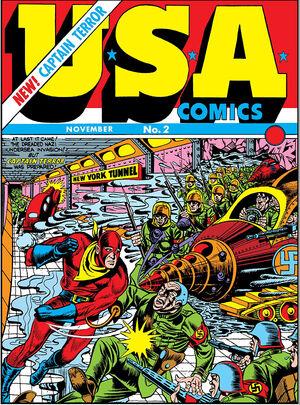 U.S.A. Comics Vol 1 2.jpg