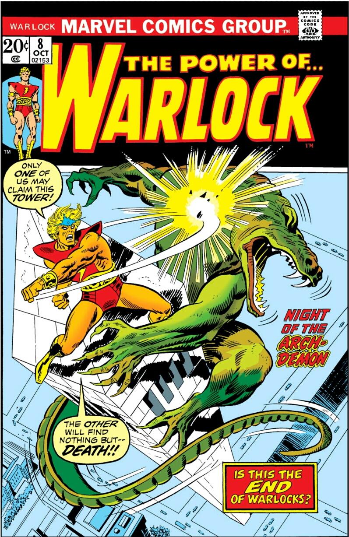 Warlock Vol 1 8