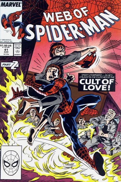 Web of Spider-Man Vol 1 41