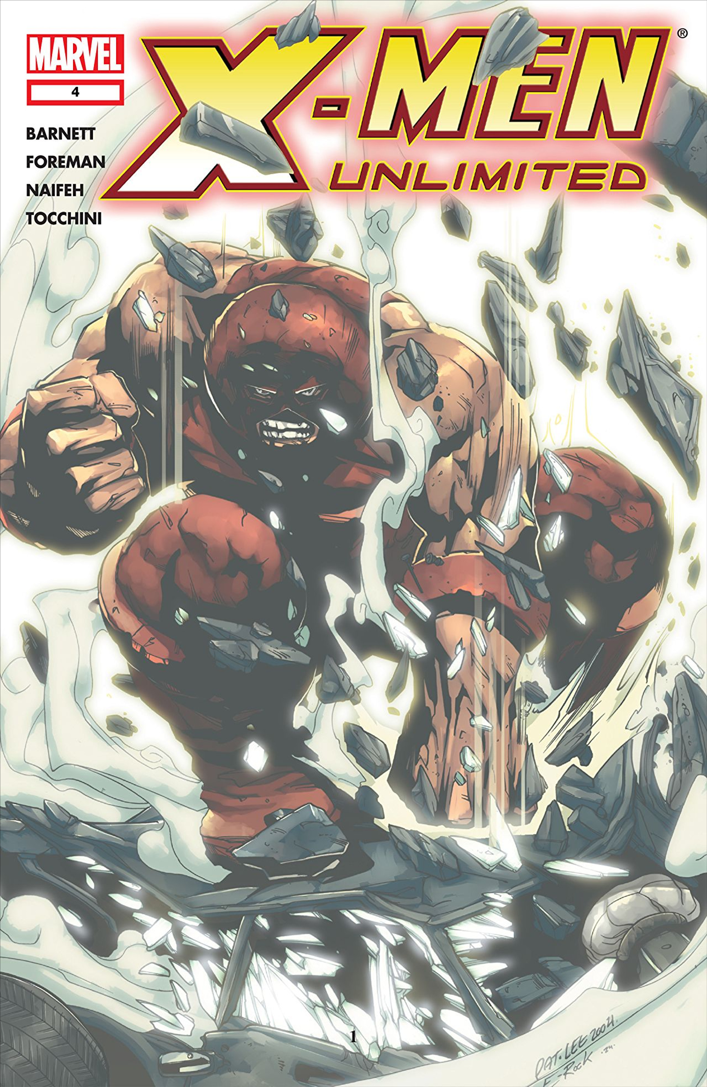 X-Men Unlimited Vol 2 4