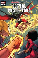 Absolute Carnage Lethal Protectors Vol 1 2
