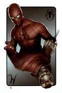 Amazing Spider-Man Vol 1 595 Granov Variant Textless