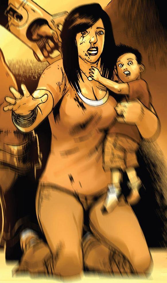 Anna Ryker (Earth-616)