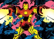 Anthony Stark (Earth-616) from Iron Man Vol 1 265 cover