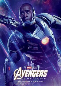 Avengers Endgame poster 050