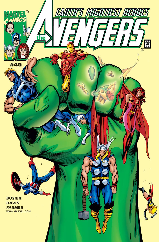 Avengers Vol 3 40