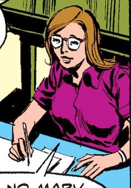 Beth Bleckley (Earth-616)