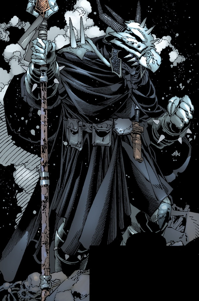 Black Cloak (Earth-616)