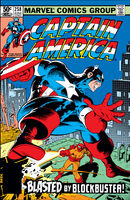Captain America Vol 1 258