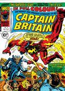 Captain Britain Vol 1 13