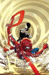 Civil War II Amazing Spider-Man Vol 1 4 Textless.jpg