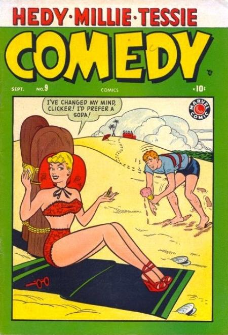Comedy Comics Vol 2 9