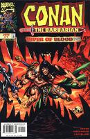 Conan the Barbarian River of Blood Vol 1 1