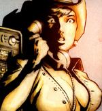 Dixie (Blaze) (Earth-616)